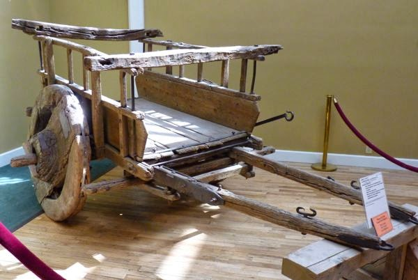 Mexican hand cart