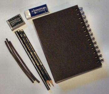 Tools for sketching on site