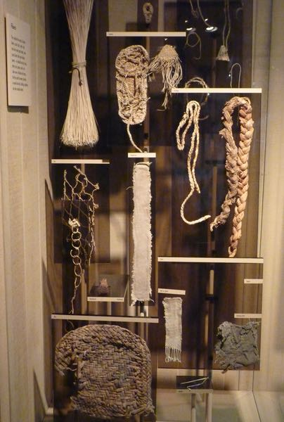 Native fiber tools
