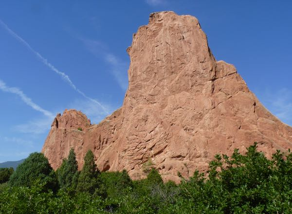 Garden of the Gods Formation