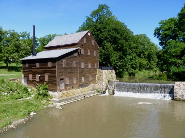 Pine Creek Grist Mill