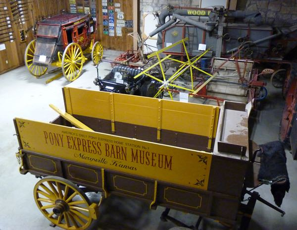 Pony Express Station 1