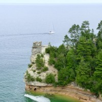 Miners Castle, Pictured Rocks Lakeshore, Lake Superior