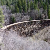 Mexican Canyon Trestle, Cloudcroft NM