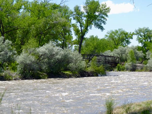 Animas River Park Trails