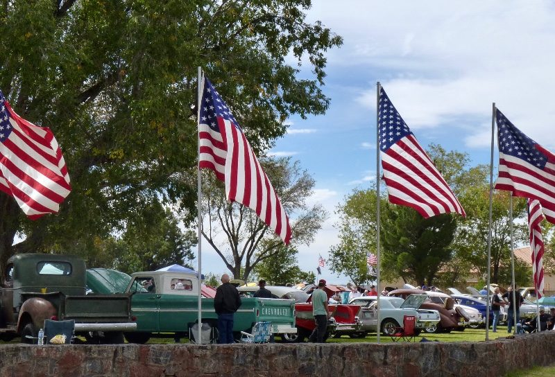 Veterans Car Show