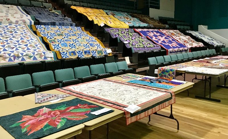 Gathering of Quilts Exhibit