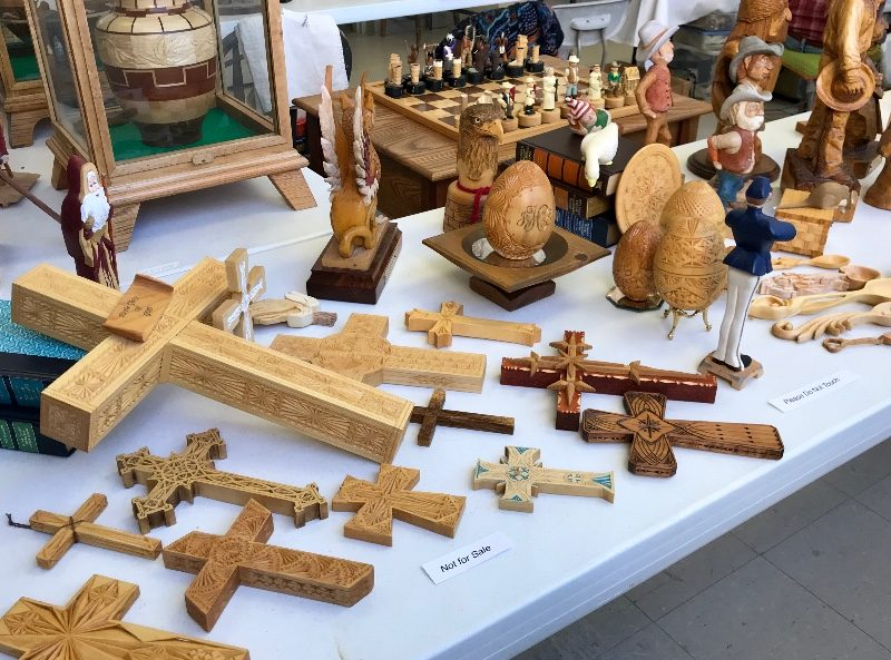 Wood Carvers Show