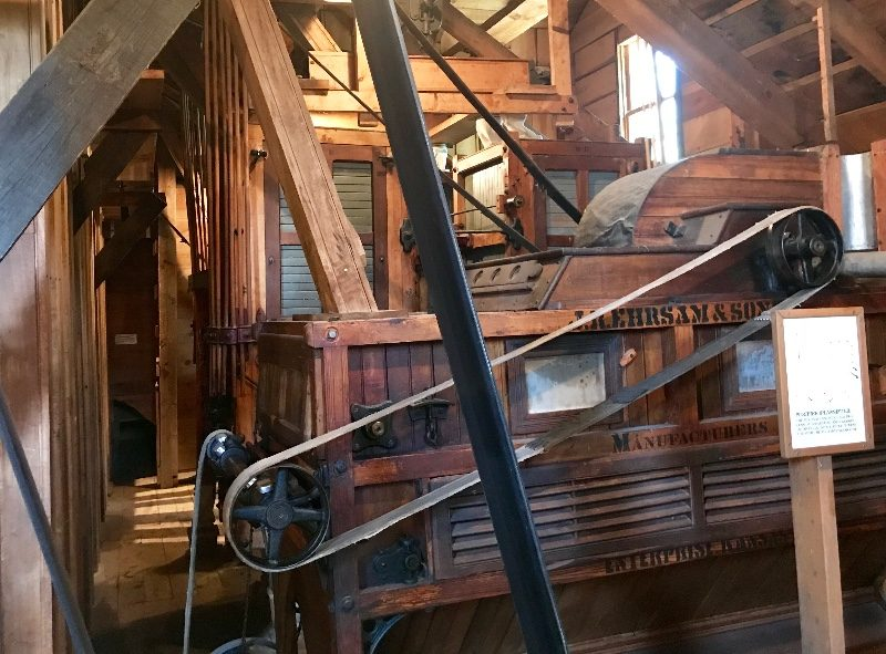 Cleveland Roller Mill