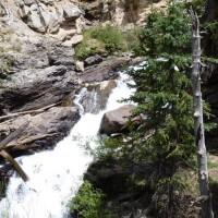Rocky Mountain NP-W, Adams Falls