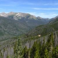 Rocky Mountain NP-W, Never Summer Mountains