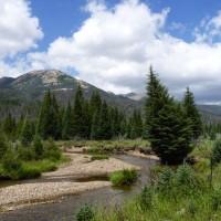 Rocky Mountain NP-W, Colorado River