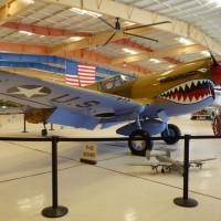 War Eagles Air Museum, Santa Teresa