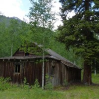 Pike Snowden Cabin